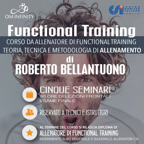 Allenatore di Functional Training