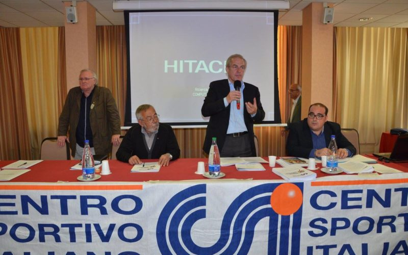 Ivano Rolli nuovo Presidente del CSI Puglia