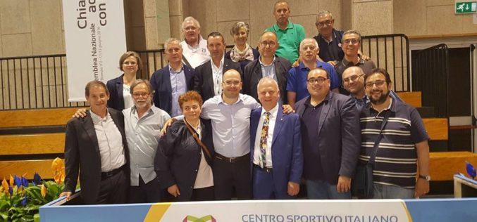 Vittorio Bosio eletto Presidente Nazionale. Marco Calogiuri nuovo Vice Presidente