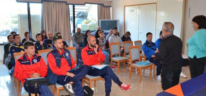 Stage Interregionale Arbitri – Puglia 29/30 Ottobre 2016