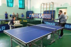 Classifiche FINALI delle tre prove del Campionato Regionale di Tennis Tavolo 2017