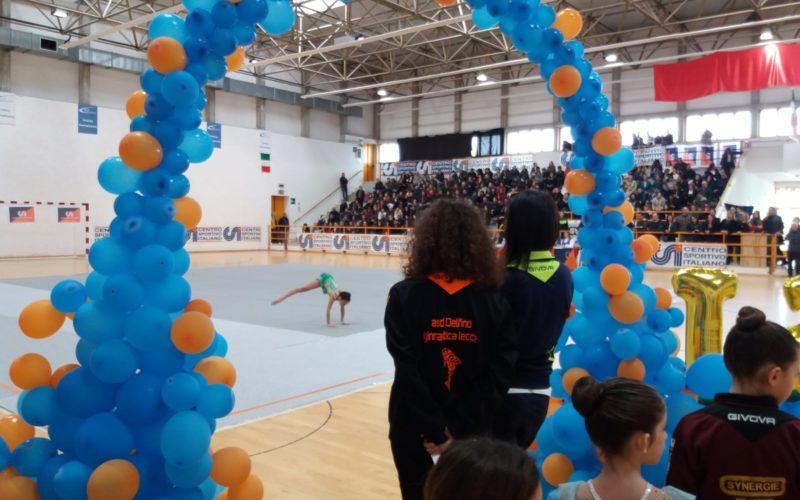 Campionato Regionale 2019 Ginnastica Ritmica